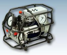 Электрический гидравлический агрегат Dual-Power IQ-VAX