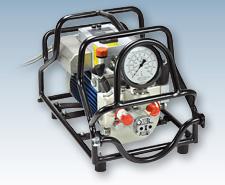 Электрический гидравлический агрегат IQ-VX / IQ-VAX
