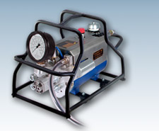 Пневматический гидравлический агрегат X2-P-Z